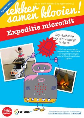 Expeditie micro:bit